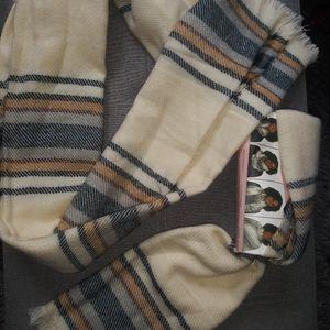 BOGO nwt blanket scarf